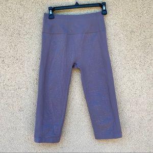 Lululemon crops pants  size 8